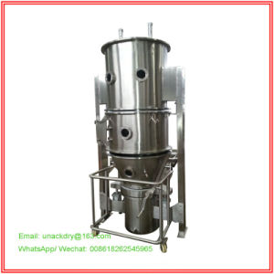 Fluid Bed Granulating Machine for Medicine pictures & photos