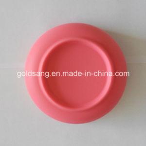 Highly Heat-Resistant Non-Toxic Silicone Ashtray /Customized Logo Round Silicone Ashtray pictures & photos