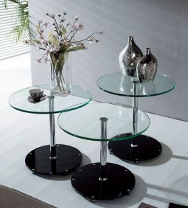 Superior Clear Flat Toughened Glass with Ce Certificate for Table Top for Furniture