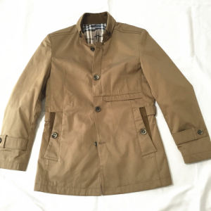 Mens Fashion Wind Coat pictures & photos