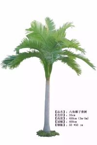 Artificial Coco Palm Tree Outdoor or Indoor Use Gu-SL2091120 pictures & photos