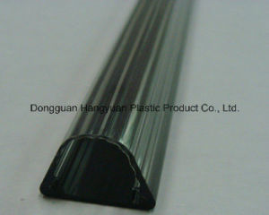 Polycarbonate Plastic LED Profile China Manufacture pictures & photos
