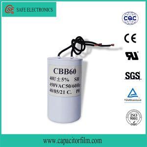 Cbb60 Washing Machine Capacitor pictures & photos