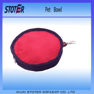 2016 Hot Collapsible Travel Dog Bowl