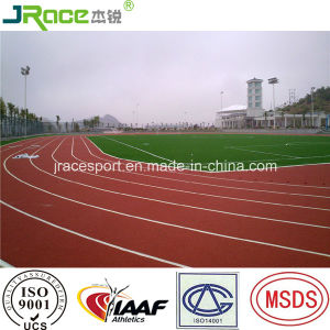 Good Quality Full PU Running Track for Formal Competition pictures & photos