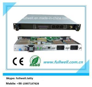 CATV 1550nm External Modulation Optical Transmitter (FWT-1550ES-2X5) pictures & photos