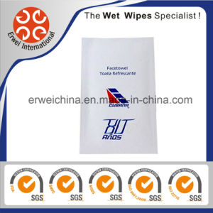 Face Towel / Single Pack Wet Wipes pictures & photos