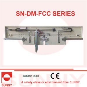 Fermator Door Machine 2 Panels Center Opening (SN-DM-FCC) pictures & photos