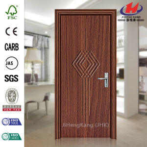 Huge Size Smooth Moulded PVC Door pictures & photos