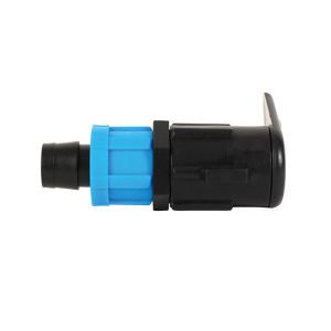 Drip Irrigation Tape Fittings Coupling for Drip Tape & Layflat Hose pictures & photos