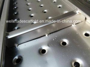 Galvanized Metal Plank Scaffold Steel Batten pictures & photos