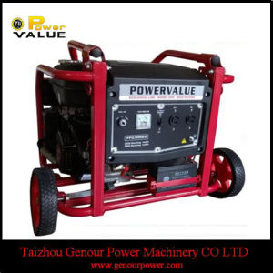 Hot Sale 100% Copper Wire 2.5kw Portable Power Industrial Gasoline Generator pictures & photos