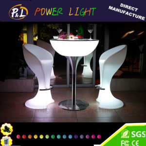 LED RGB Range, PE Light Table for Bar/KTV/Nightclub pictures & photos
