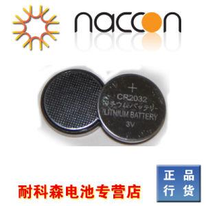 Naccon Cr2032 Button Cell pictures & photos