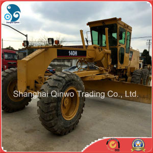 SGS_Certification Original_USA_Imported Shanghai_Port_Shipped Well_Test Caterpillar 140h_Model Motor Grader pictures & photos
