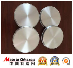 Titanium Sputtering Target at High Purity pictures & photos