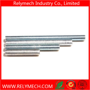 Carbon Steel Threaded Rod, Lead Screw with Galvanized pictures & photos