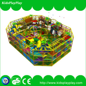 Amusement Park Kids Indoor Playground Equipment for Sale (KP-150828) pictures & photos