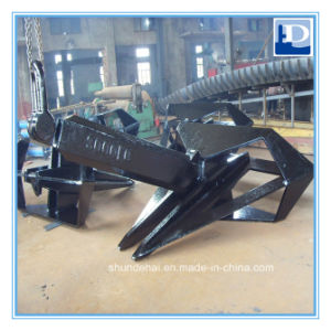 China Supplier Delta Flipper Anchor with CCS, ABS, Lr, Gl, BV, pictures & photos