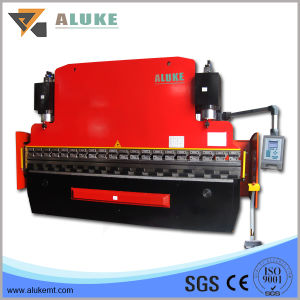 CNC Bending Machine for Iron Steel Sheet pictures & photos