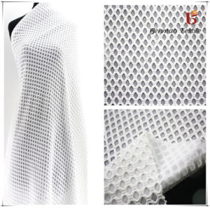 Bonded Polyester Mesh Fabric for Garment pictures & photos
