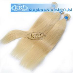 613 Blond Color Human Hair, European Hair pictures & photos