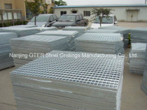 Welded Galvanized Steel Bar Grating pictures & photos