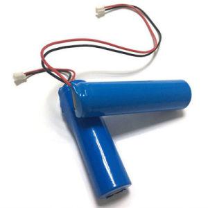 2600mAh 18650 3.7V Battery Packs for Loudspeaker Amplifier pictures & photos