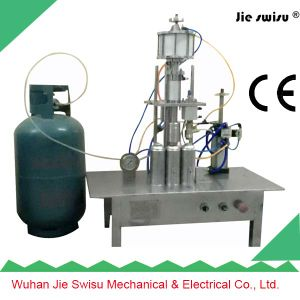 Aerosol Can Spray Filling Machine