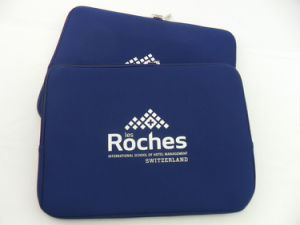 Custom Soft Zipper Neoprene Computer Cover pictures & photos