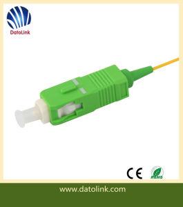 Fiber Optical Pigtail Sc/APC 1.5m pictures & photos