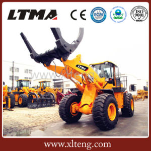 Ltma Low Price Loader 8 Ton Log Loader pictures & photos