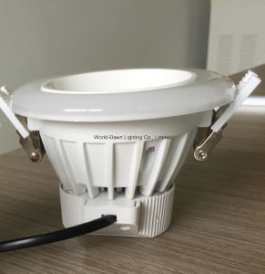 10W Brightness&3000-6500k Remote Control COB Ceiling LED Downlight (WD-N4044C) pictures & photos