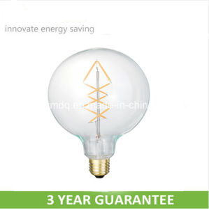 2015 Newest Bulbs E27 G125 LED Filament Bulbs