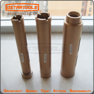 Diamond Core Drill Bit Set Wet Use and Dry Use Hole Saw pictures & photos