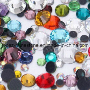 Factory Direct Various Colors DMC Hotfix Rhinestone for Garment (ss20/3A grade) pictures & photos