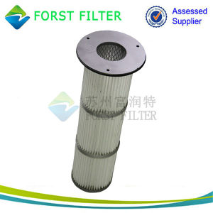 Forst Long Pulse Pleated Bag Filter for Cement Silo Accessories pictures & photos