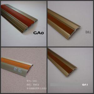 LGA Series Rubber Inlay Nail-Hidden Aluminum Certic, Carpet, 8~12mm Flooring Accessories pictures & photos