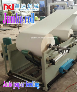 Tissue Paper Making Machine Folding Paper Machine Equipment pictures & photos