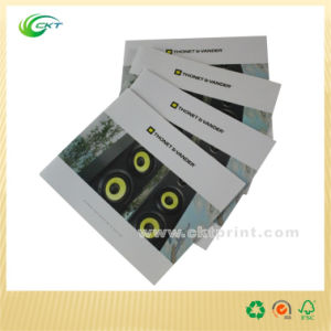 Cheap Catalog Booklet Brochure Printing with Saddle Stitching (CKT-BK-011) pictures & photos