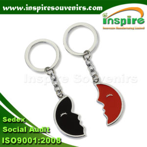 Moon Couple Key Chain for Souvenir (KC808) pictures & photos