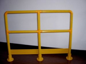 FRP/GRP/Fiberglass Handrail Systems for Stairs, Walkways pictures & photos