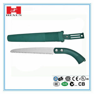 Handsaw with Plastic Handle