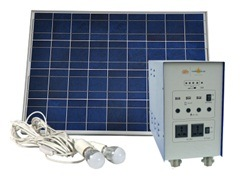 600c High Quality Solar Lighting System