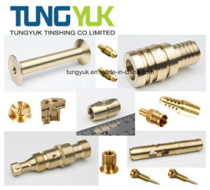 CNC Precision Turning Machining Parts with Stainless Steel Parts pictures & photos