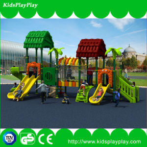 Outdoor Play Equipment Kids Nature Tree House pictures & photos