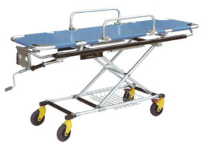 Emergency Bed Hospital Bed Stretcher (YQC-2L) pictures & photos