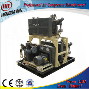 High Pressure Three Head Reciprocating Air Compressor pictures & photos