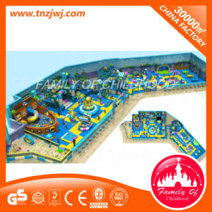 Ocean Design Indoor Soft Playground Kids Maze Play for Sale pictures & photos
