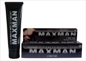 2016 Hot Sale! ! ! Maxman Delay Male Enhancement Sex Creme pictures & photos
